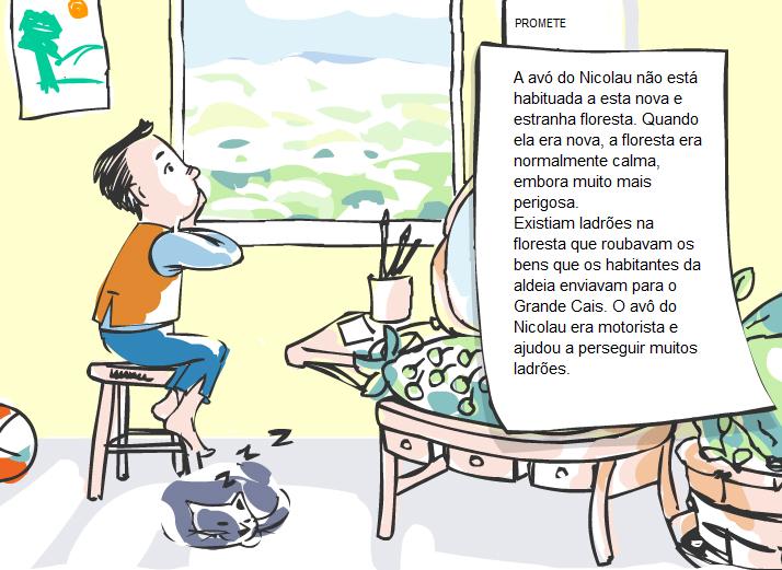 floresta infinita seguranca na net - A Segurança das Crianças - Aprender a Navegar na net com segurança