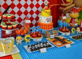 Dicas de decoração para festa infantil simples