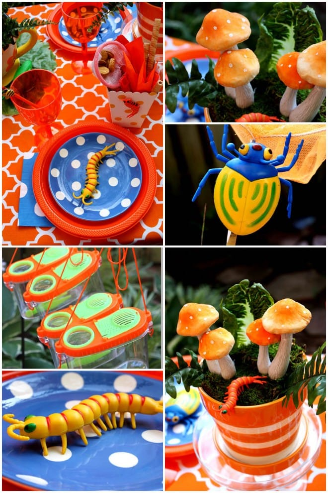 decoracao festa infantil 33 - Dicas de decoração para festa infantil simples