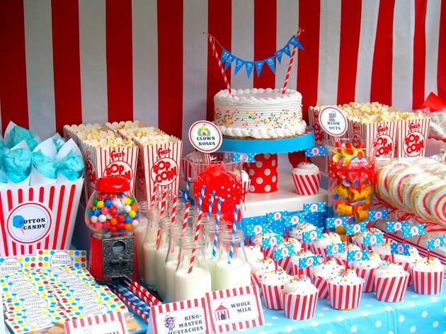 decoracao festa infantil 36 - Dicas de decoração para festa infantil simples