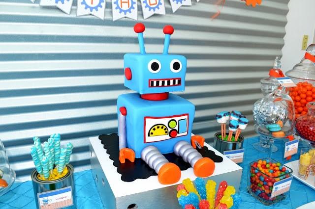 decoracao festa infantil 38 - Dicas de decoração para festa infantil simples