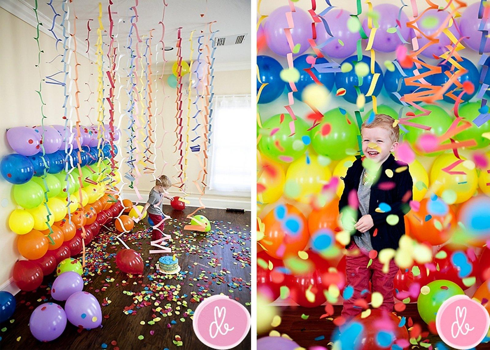 decoracao festa infantil simples12 - Dicas de decoração para festa infantil simples