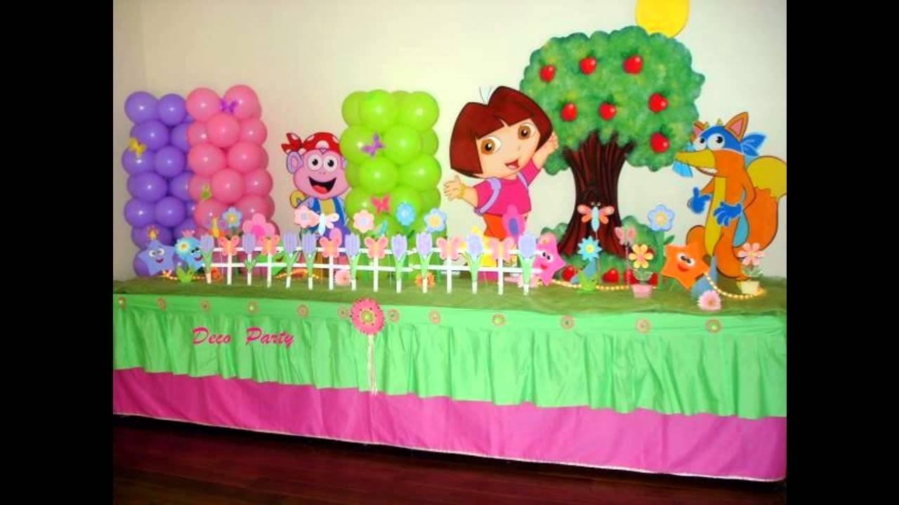 decoracao festa infantil simples15 - Dicas de decoração para festa infantil simples