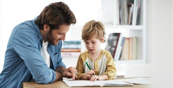 A família e a educação dos Filhos