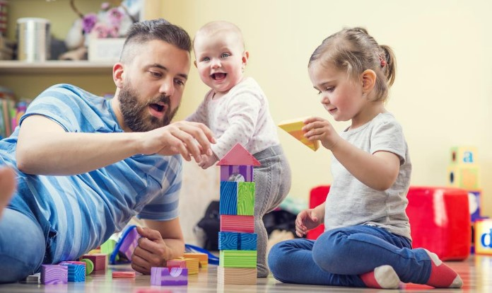 Educação Pai e Filhos
