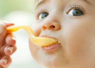 Acerte na hora da refeição da criança