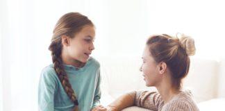 Relacionamento entre Mãe e Filha