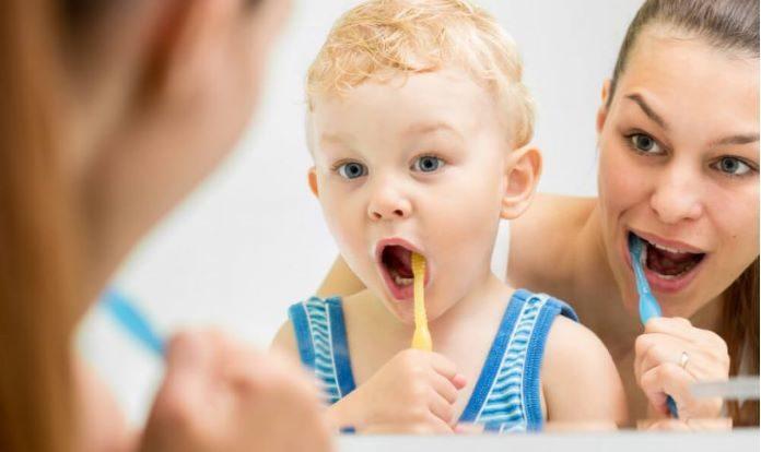 A Importancia da Higiene na Vida do Bebe