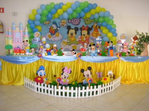 decoracao alternativa para festa infantil : decoracao alternativa para festa infantil:Disney Theme Kids Party