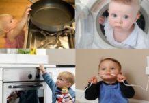 Cuidados com o Bebê dentro de Casa