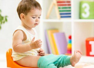 Quando devo tirar as fraldas do meu bebêE