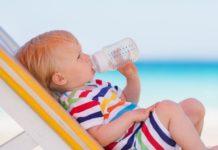 Como evitar a desidratação no bebê