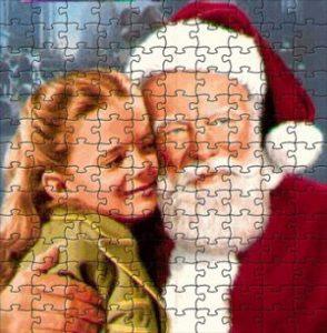 Puzzle do Pai Natal