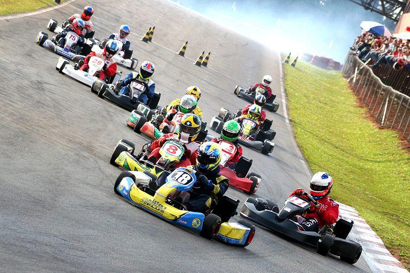 Largada kart - A História do Kart