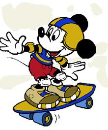 Mickey Skate | Disney