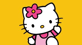 A Hello Kitty