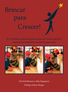 brincar para crescer - Livro Brincar para Crescer - Autismo