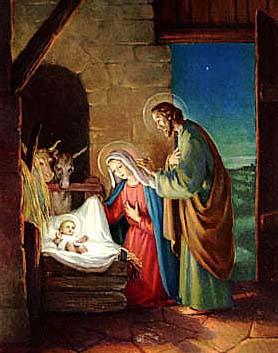 nascimento jesus - Aos Leitores do Big Mãe Feliz Natal