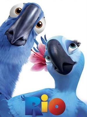 cartaz filme RIO