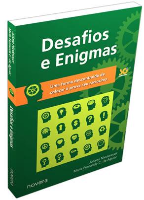 desafios e enigmas matematica - Livro de Desafios e Enigmas
