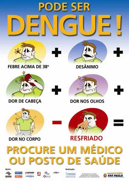 evite a dengue - O que fazer para evitar a contaminação da Dengue