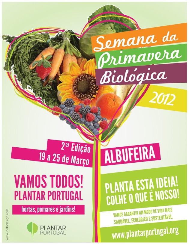 planta portugal - Semana da Primavera Biológica em Portugal