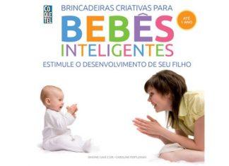 brincadeiras criativas bebes inteligentes