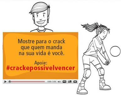 enfrentando o crack portal brasil - Enfrentando o Crack - Ajude a divulgar