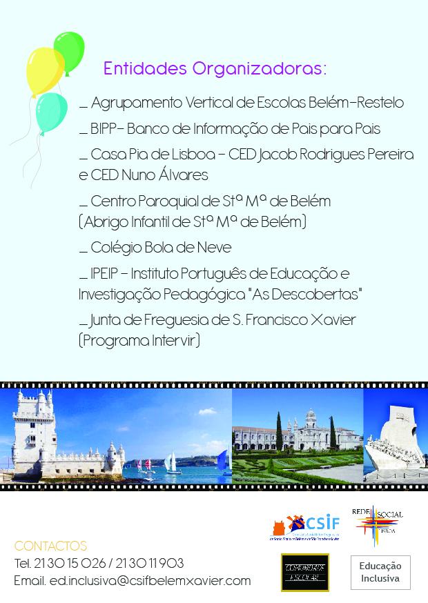 feira educacao especial em lisboa - II Feira de Educação Especial em Lisboa