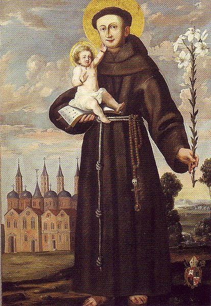 santo antonio - Dia de Santo António - 13 de Junho - Simpatias para Engravidar