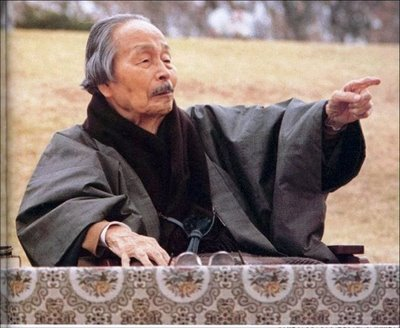 Mestre Masaharu Taniguchi