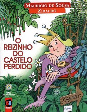 Livro infantil sobre política - Mauricio de Sousa e Ziraldo