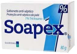 Soapex acabar com o chulé