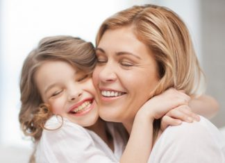 Mãe e Filha - Família