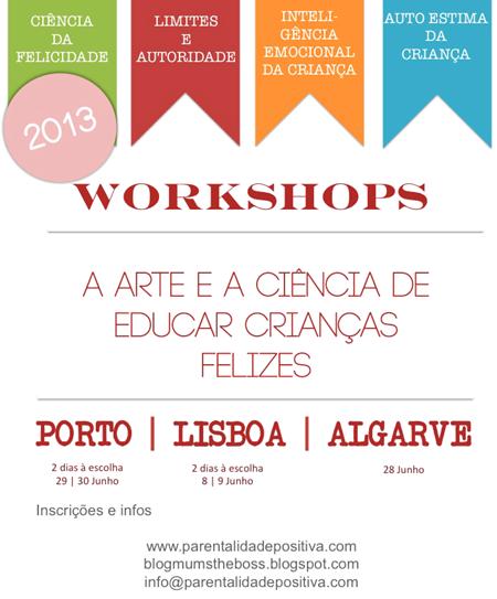 A Arte e a Ciência de Educar Crianças Felizes - Portugal