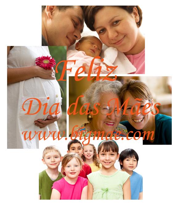 Feliz Dia das Mães 2013