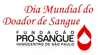 Dia Mundial do Doador de Sangue 2013