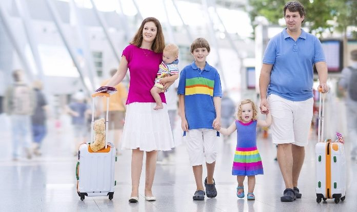 Viajar com Crianças - Como fazer