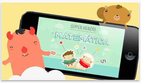 Superheróis da Matemática - Aprender de forma divertida