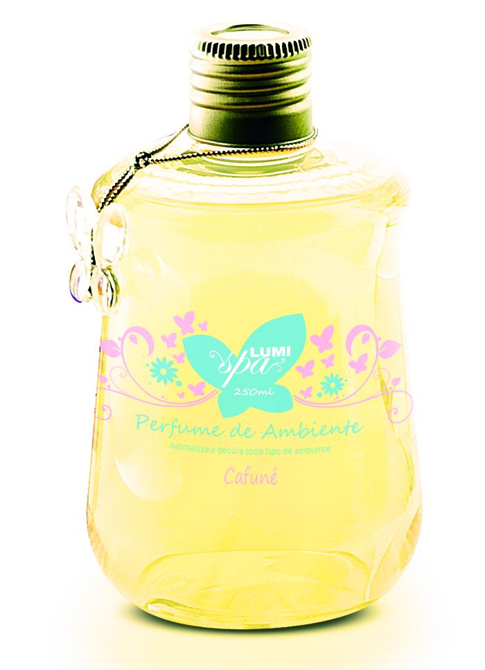 Perfume Ambiente Cafuné, especial para bebês e crianças