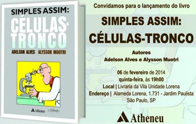 simples assim celula tronco - Livro - Simples Assim - CÉLULAS-TRONCO