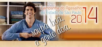 Campanha do Agasalho 2014 São Paulo