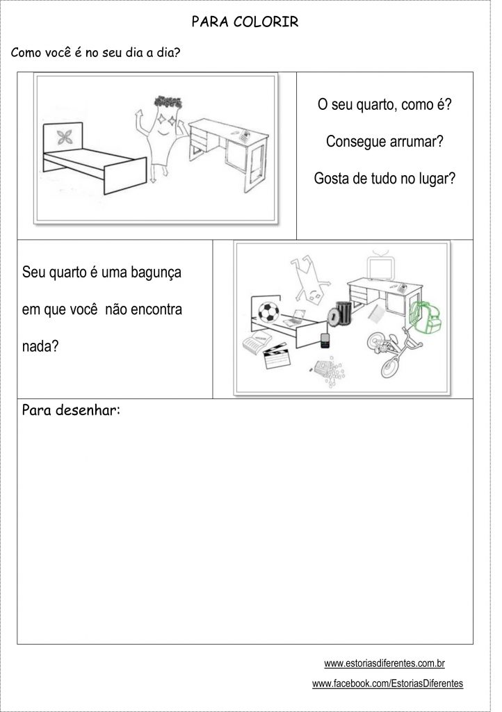 atividades entendimento criancas estorias diferentes 722x1024 - Estórias Diferentes - Cristina Oliveira