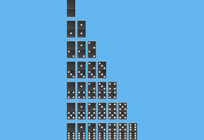 Jogo de Domino - Matemática Fácil