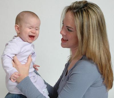 Aprenda algumas técnicas para tranquilizar o seu bebê