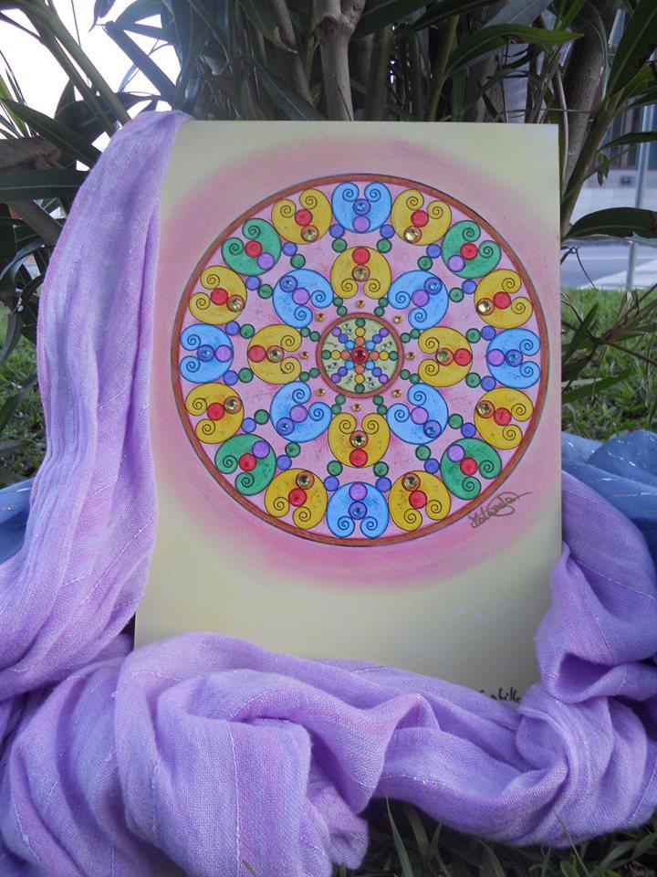 Mandala Kármico - Contra Depressão