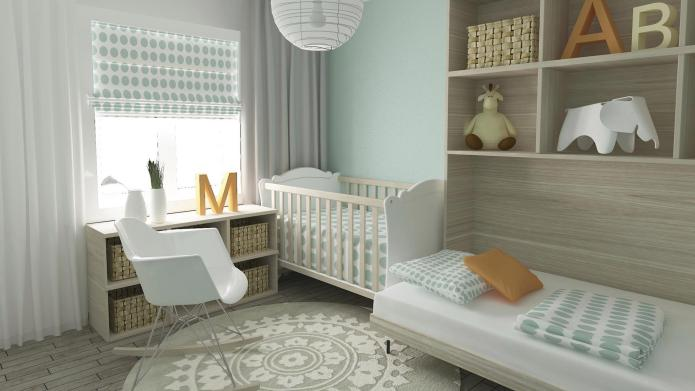 Quarto do Bebe decorado com Feng Shui9 - Quarto do Bebe decorado com Feng Shui