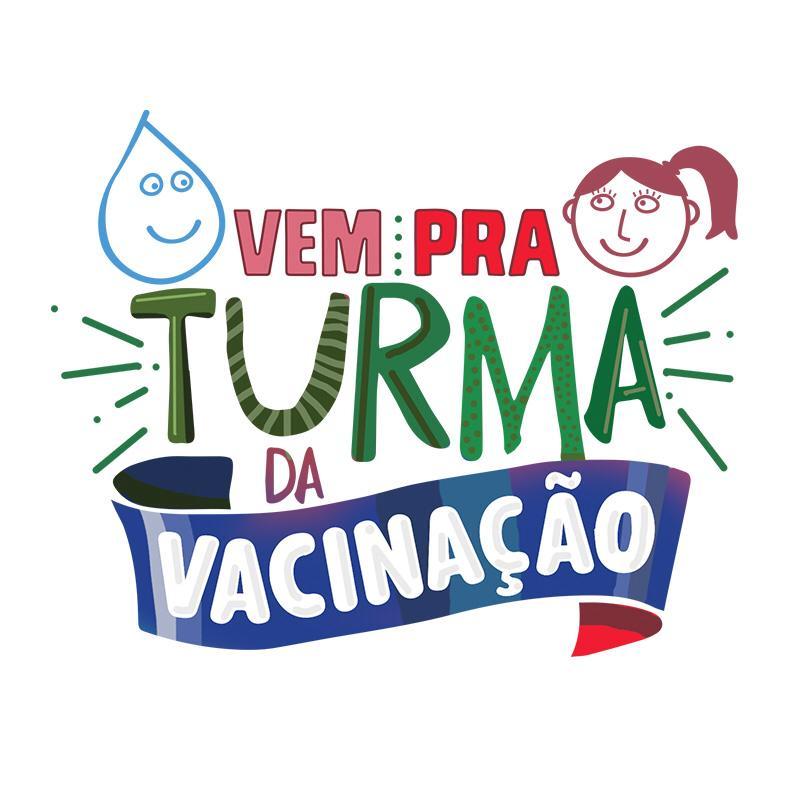 campanha vacinacao - Vacinação contra o sarampo e a paralisia infantil