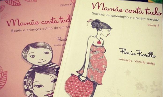 mamae conta tudo-gravidez e amamentacao