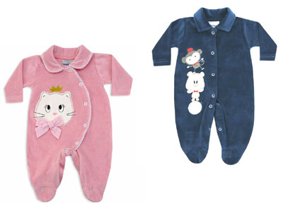 Cuidados na Hora de Comprar Roupa para o Bebê